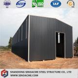 Pakhuis van de Koude Opslag van het Staal van Ce het Gediplomeerde Industriële Structurele
