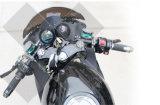 電力のオートバイは限界を押すために速度週を目標とする