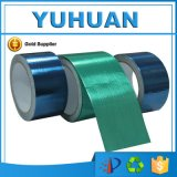 Verde autoadesivo/fita de junta azul do reparo de encerado