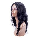Короткий парик фронта шнурка человеческих волос типа