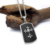 Нержавеющая сталь 316L ожерелья людей способа звезды привесная