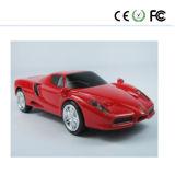 창조적인 선물 USB 섬광 드라이브 금속 Ferrari 차 U 디스크 Pendrive
