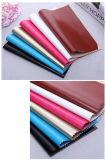Nuovo cuoio artificiale per i sacchetti, decorazione, mobilia (HS-Y68) dell'unità di elaborazione del grano di cristallo di disegno