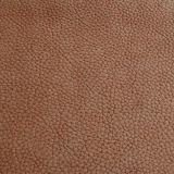 Кожа сумок зерна Litchi высокого качества (FS703)