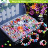 Branelli acrilici del giocattolo dei nuovi di modo delle ragazze DIY della stringa dei branelli insiemi educativi dei giocattoli