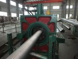 Mangueira ondulada do metal do aço inoxidável que dá forma à máquina
