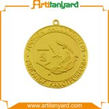 Customer Medal with Heat Ribbon Transfer