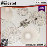 2g 3G 4G Versterker van het Signaal 900/2100MHz van GSM/WCDMA de Mobiele met Antenne