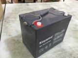 高品質のヨーロッパの電気ボートのゲル電池80ah 12V