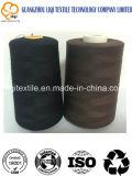 filetto di cucito 100% del tessuto della tessile del filamento del ricamo del poliestere di Caldo-Vendita 120d/2