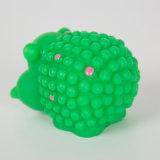 Ovejas Shape perro de juguete de vinilo juguete chillón