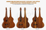 Gitarre heiße Verkauf Aiersi 1920 Art-handgemachte Hawaii-Koa Weissenborn