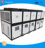 Una unidad más desapasible 8ton de la refrigeración por agua del acuario de China para la venta