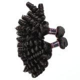 Выдвижения волос хорошего качества элемента волос человеческие волосы бразильского естественные