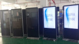 от 32 до 84 дюйма LCD, дисплей с плоским экраном СИД рекламируя индикацию Signage цифров видео-плейер