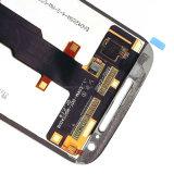 Handy-Bildschirm für Belüftungsgitter Motorola-E2 LCD