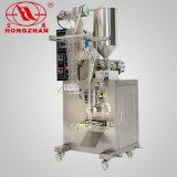 Автоматическая жидкостная машина упаковки на малый мешок соуса мешка сока 10-50 Ml