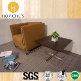Table basse de meubles de bureau avec la glace Tempered (Ca02A)