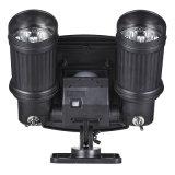 14 LED spotlight Solaire de Jardin avec capteur de mouvement IRP