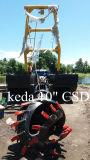 De hoge Baggermachine van het Zand van de Rivier van Buket van de Capaciteit