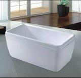 vasca da bagno moderna di mini rettangolo di 1350mm (AT-LW126)