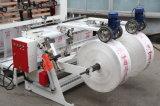 기계를 만드는 자동적인 최고 고속 이중선 플라스틱 t-셔츠 부대
