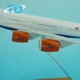 1: 200 игрушка модели смолаы самолета маштаба B747-8 Boeing гражданская