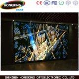 Placa de la pantalla a color de cubierta Panel de pantalla LED