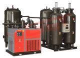 Generador de Oxígeno en las instalaciones