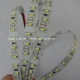 Het witte LEIDENE van de Kleur SMD3014 Flexibele Licht van de Strook
