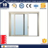 Alluminio standard di vetratura doppia dell'Australia che fa scorrere la finestra di schermo della zanzara