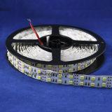 Impermeables ultrafinos de dos hileras de 5050 120leds / M de las tiras LED