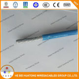 cable de aluminio de Thhn del aislante termoplástico 600V/de la envoltura de nylon