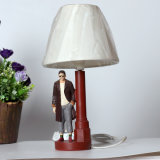 Home Bedroom Bady Kid Bricolage Lampe de table Lampe de table Table de chevet