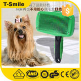 Hundehaustier-Selbstpflegenreinigungslicker-Pinsel