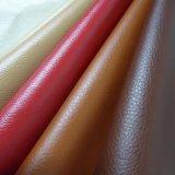 Cuir matériel de meubles de sofa de PVC