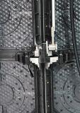 실내 풀 컬러 임대 발광 다이오드 표시 (알루미늄 마그네슘 합금 내각)