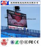Visualizzazione esterna del modulo di colore completo P10 LED che fa pubblicità allo schermo