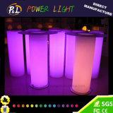 Tableau lumineux par meubles de cylindre de la barre DEL
