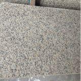 Il granito rosso della Cina dei commerci all'ingrosso, mattonelle rosse delle pietre della pelle naturale della tigre con ISO9001 ha approvato