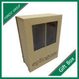 관례에 의하여 인쇄되는 구두 상자 마분지 저장 구두 상자