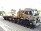 Bascula a ponte di facile impiego modularizzata del camion della struttura