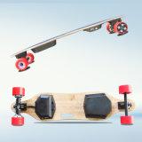 Skate elétrico de controle remoto das rodas duplas por atacado do motor 4