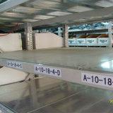 Палуба строительного материала стальная для вешалки