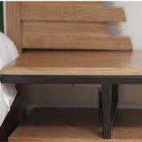 Ultima mobilia moderna della camera da letto di Nightstand di legno solido (CH-603)