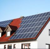 sistema completo di su-Griglia di energia solare di uso commerciale 20kw