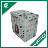 Caja de embalaje acanalada de la desfibradora de papel (FP6002)