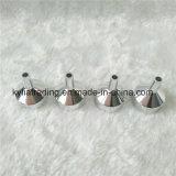Entonnoir Renverser-Libre Af-05 de remplissage facile en aluminium cosmétique de qualité