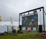 Waterproof Outdoor Rental LED tela de vídeo do P4 Display Panel