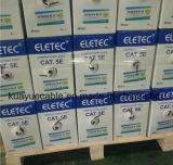 Câble d'acoustique de connecteur de câble de transmission de câble de caractéristiques de câble de câble/ordinateur de Lancable Utpcat5e